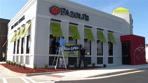 fazoli s restaurant adds 50 jobs to houston county wgxa