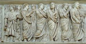 About | The Ara Pacis