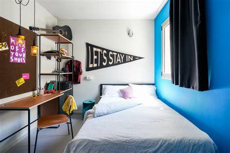 student  residence  barcelona  tsh campus marina
