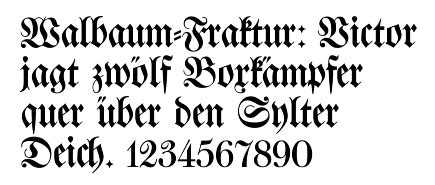 typography what s the clean blackletter font used in fraktur 13709