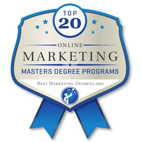 marketing certificate programs 20 best masters in marketing degree programs best