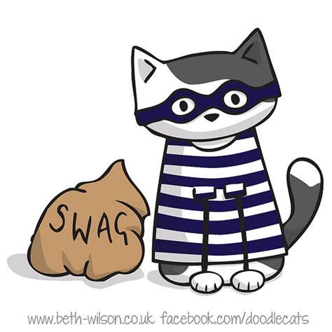 Cat Burglar Doodlecats