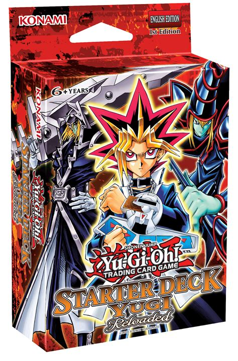 yugi starter deck reloaded yugi kaiba reloaded starter deck phd