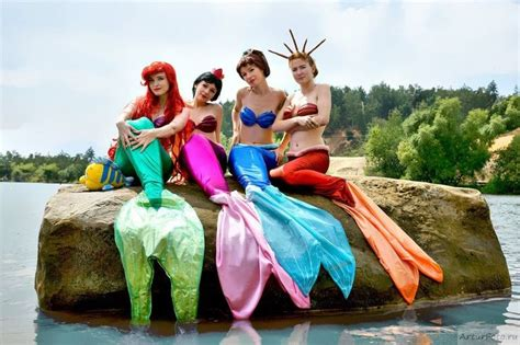 127 Best Images About Ariel Cosplay On Pinterest