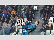 Juventus Turin gegen Real Madrid Cristiano Ronaldo