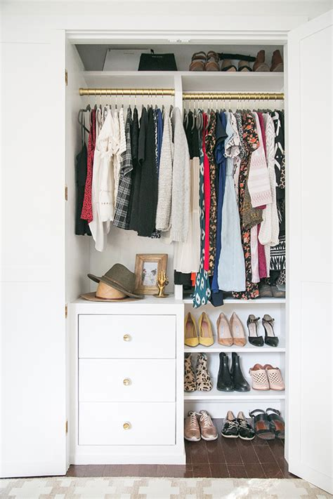 Wardrobe Closet For Small Spaces by Homegoods Closet Renovation Sugar And Charm Sugar And Charm