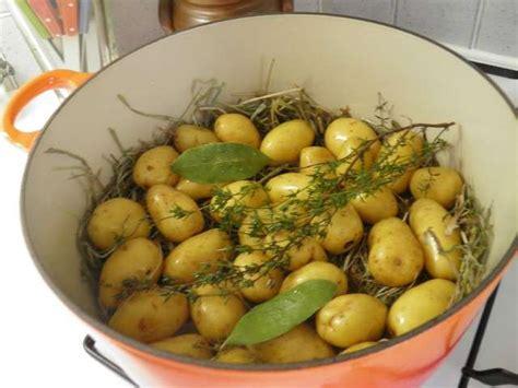 recettes de cuisine 224 la vapeur et pomme de terre