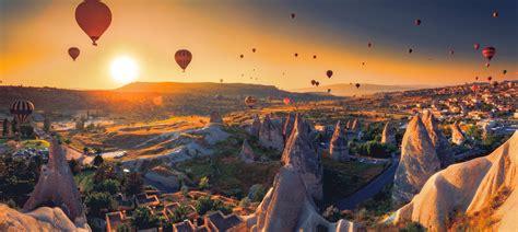 turkey cappadocia weather climate balloon