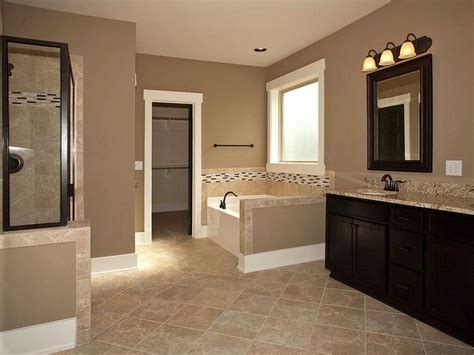 paint color for bathroom with brown tile 25 best ideas about bathroom colors brown on