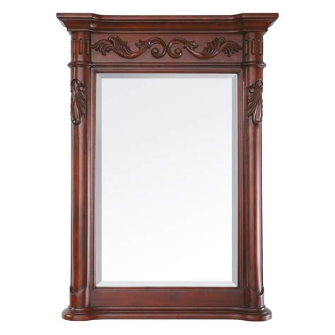 bathroom vanity mirror cabinet 24 quot provence bathroom vanity antique cherry bathroom