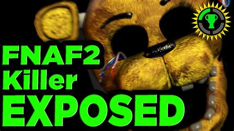 Game Theory Fnaf Game Theory Fnaf 2 Gaming S Scariest Story Solved Youtube