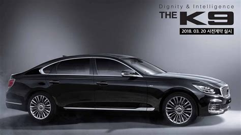 2019 Kia K900 Reveal Youtube