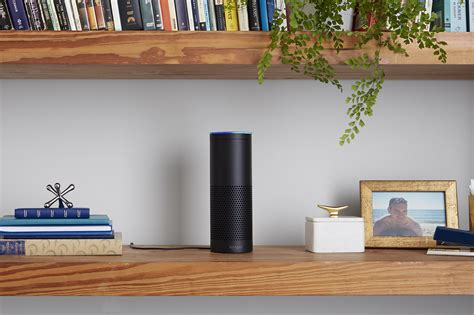 echo smart home don t think of echo as just a speaker it s a whole new way of la times