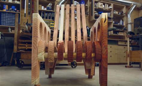 fabrication d une chaise en bois construction d 39 une chaise en bois
