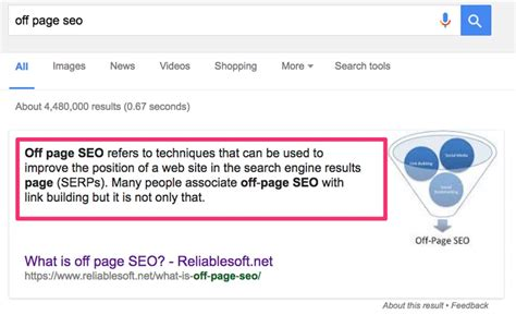 Off Page Seo What How Crack
