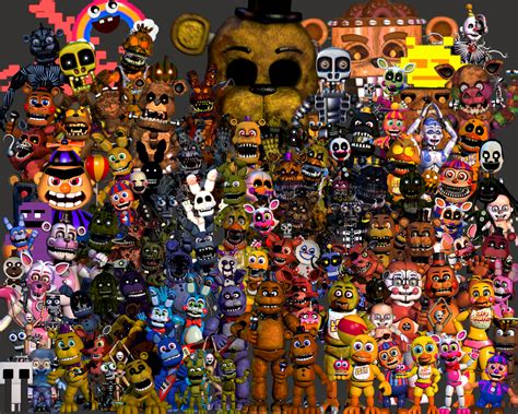 Five Nights At Freddy S 5 Clue In Fnaf