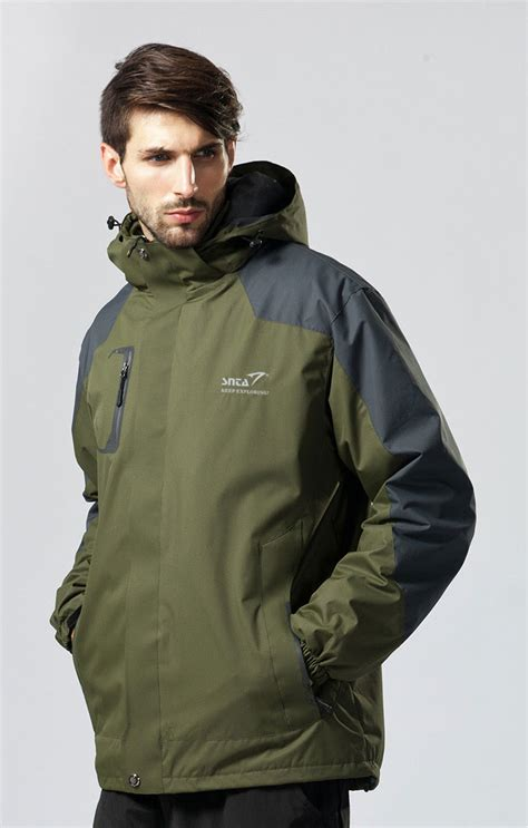 jaket gunung koleksi jaket gunung outdoor waterproof quality deals