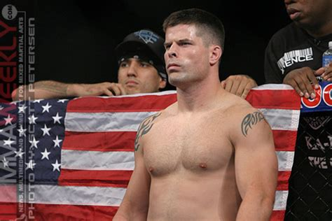 brian stann  american mma fighter page tapology