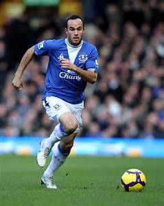Landon Donovan Now La Galaxy U0026 Everton Player Usmnt