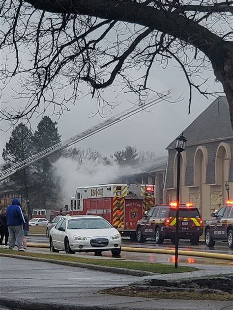 Former Park Jefferson Apartments have third fire in a week ...