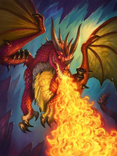 Images Of Dragons Hearthstone Wiki