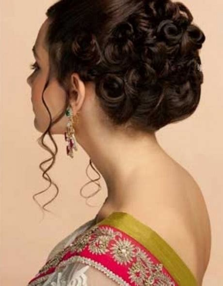 latest hairstyle  marriage party