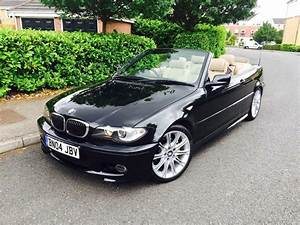 Bmw 325i  2004 Convertible Hpi Clear  E46  Full Service