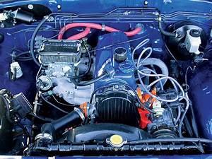1989 Mazda B2200 Engine