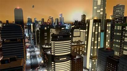 Skylines Cities Wallpapers Hdwallpaper Nu Background Backgrounds