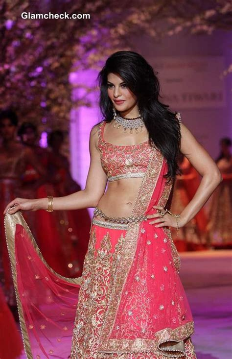 jacqueline  jyotsna tiwari  india bridal fashion week