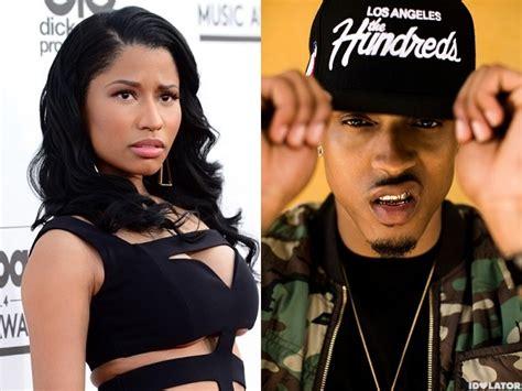 Nicki Minaj And August Alsina Announce (and Delay