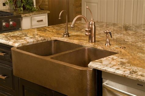 kitchen island sink plumbing marble kitchen island copper faucet square wah basin 5154
