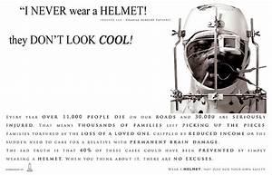Safety In Numbers  Dietmar Otte U2019s Motorcycle Helmet Impact Diagram