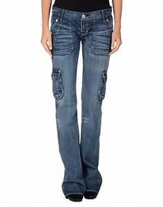 Rock u0026 Republic Denim Pants in Blue | Lyst