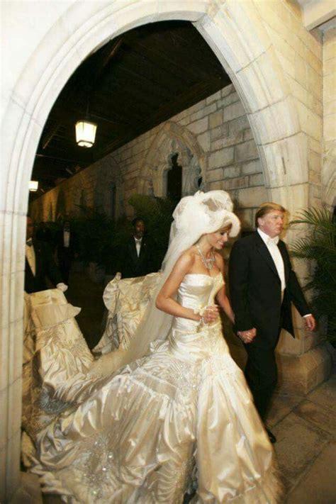 wow   day   trump wedding melania trump