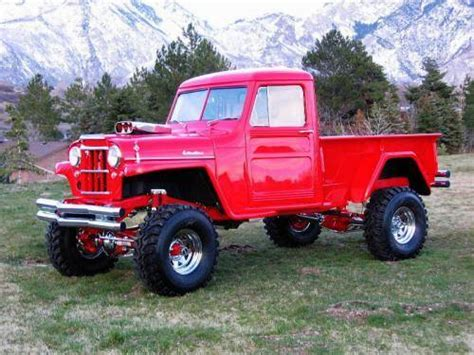 willys jeep truck lifted lifted 4x4 trucks willys jeep truck off road toys and