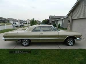 corvette anniversary 1963 chevy impala anniversary gold