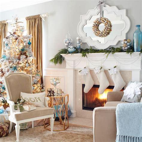 schoene weihnachten wohnzimmer