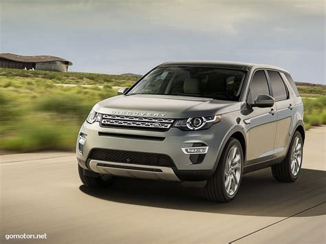 Land Rover Discovery Sport Photo by Land Rover Discovery Sport 2015 Photos Reviews News