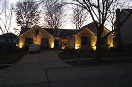 Landscape lighting service in st louis metro lawn for Outdoor lighting companies in st louis