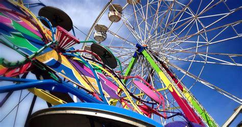 washington state fair    ride transit   puyallup curbed seattle