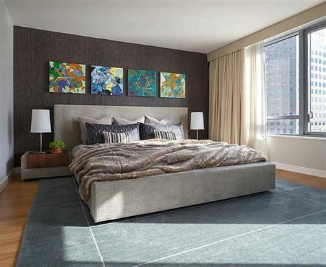 tapisserie de chambre déco chambre tapisserie