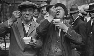 Britain Falls For The Joy Of Jellied Eels