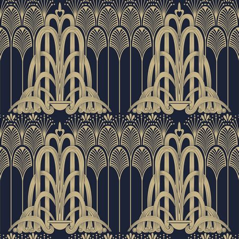 art deco patterns laura beckman