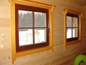 Plastová okna na chatu