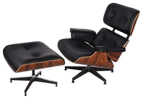 black leather club chair with ottoman eaze lounge chair and ottoman black leather palisander