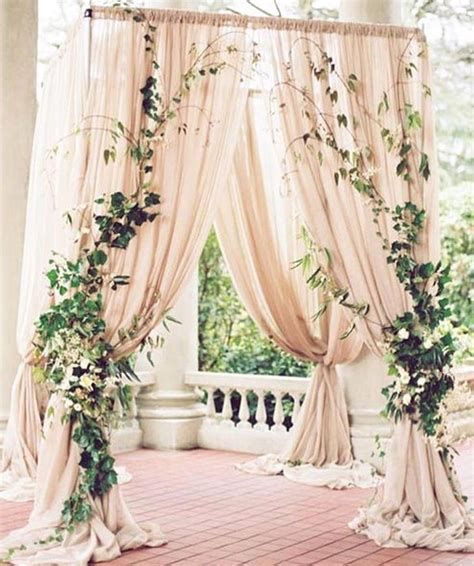 draping flowers for weddings best 25 wedding draping ideas on