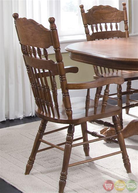 world nostalgic style casual dining furniture set
