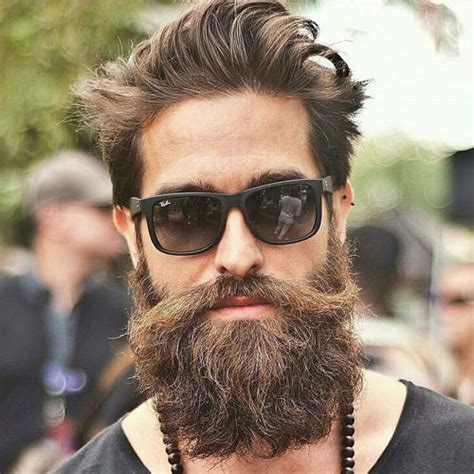 Cool Short Hairstyles and Beards For Men 2017   Men's