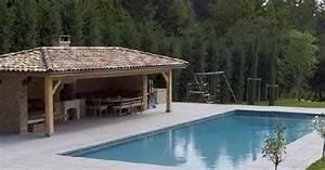 Insecticide Naturel Pour La Maison : le pool house de piscine un espace de rangement d di la piscine ~ Nature-et-papiers.com Idées de Décoration